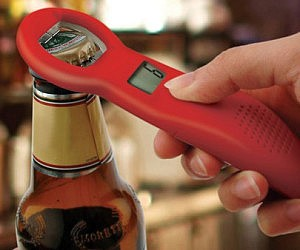 Beer Tracking Bottle Opener