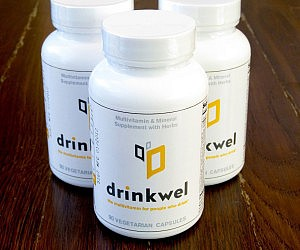 Multi-Vitamins For Drinkers